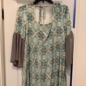 Women's umgee tunic/dress